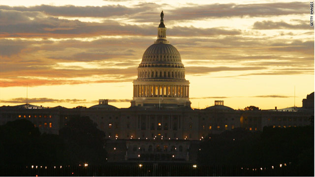 House and Senate pass short-term spending bill