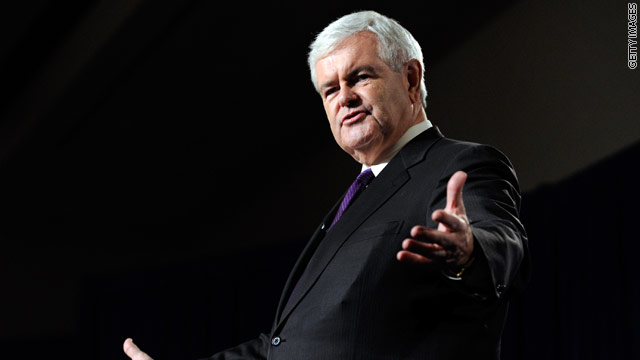 Gingrich headlining South Carolina GOP dinner