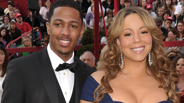 Twins on the way for Mariah Carey and Nick Cannon