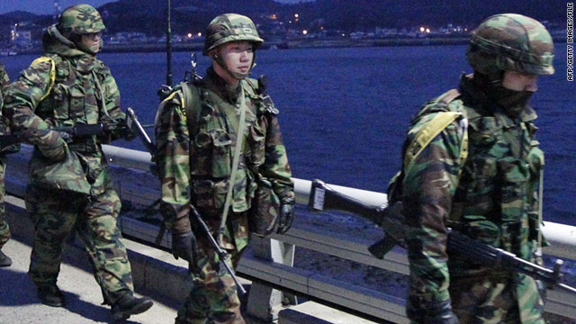 South Korean military exercise risks reaction from North Korea, general says