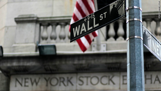 Two of three major indexes hit highest levels since 2008