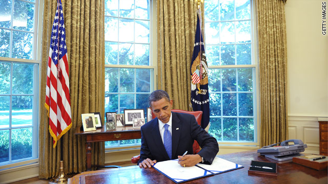 Obama to sign tax bill