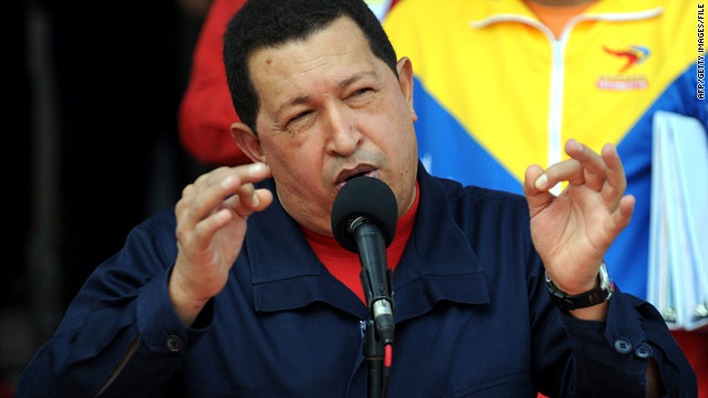 Hugo Chavez gets power to pass laws by decree