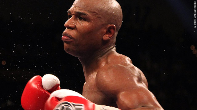 Boxer Floyd Mayweather arrested in connection with assault allegation