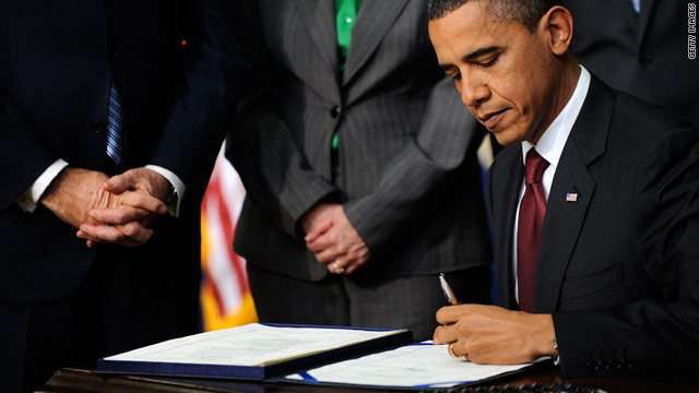 Obama signs tax deal into law