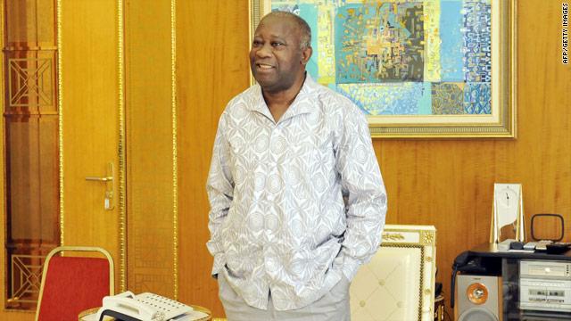 U.N. Chief tells Ivory Coast incumbent leader to step down