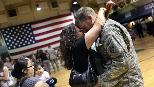 Hundreds of Marines, soldiers set to come home