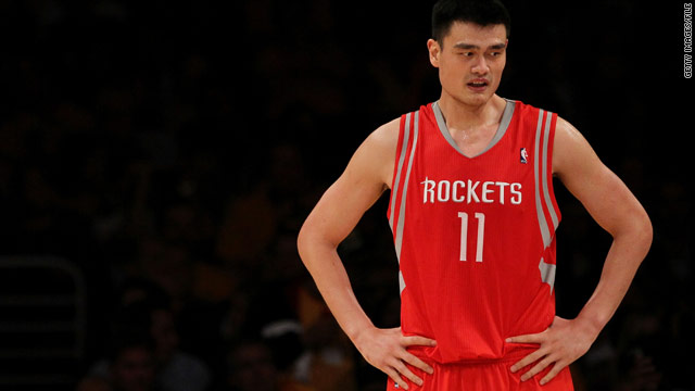 SI.com: Yao Ming goes from face of a nation, to face of frustration