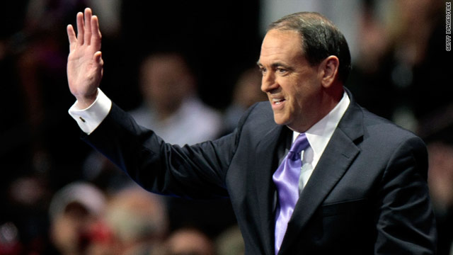 Huckabee calls on Congress for a 'little extra'