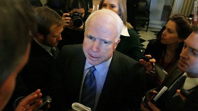 BREAKING: McCain START amendment fails