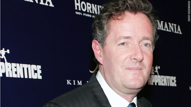 'Piers Morgan Tonight' to debut January 17