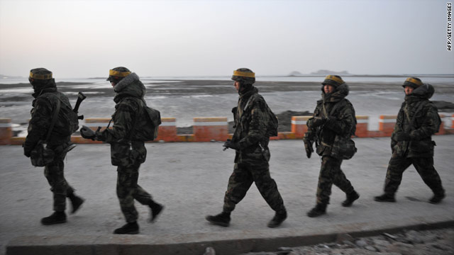 South Korea military drills canceled due to weather