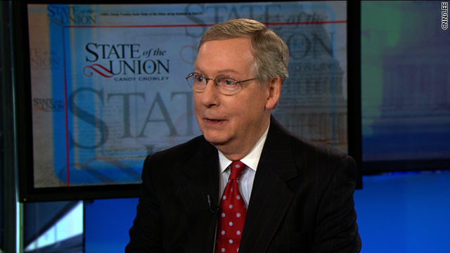 McConnell leads GOP counter-attack against START pact