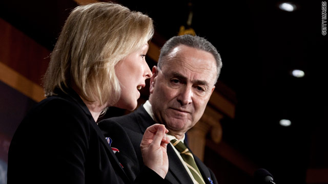 Senate Democrats optimistic over 9/11 rescue workers bill