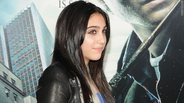 Lourdes Leon doesn't spew rainbows