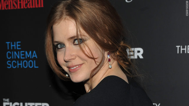 Amy Adams: I wasn't put on earth to look good in a swimsuit
