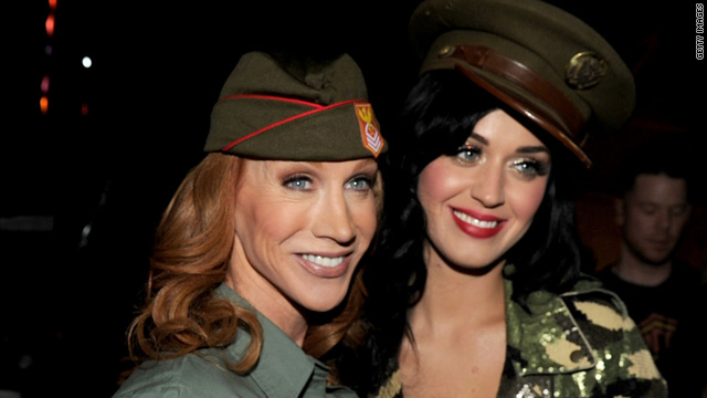 Celebs chime in on DADT repeal
