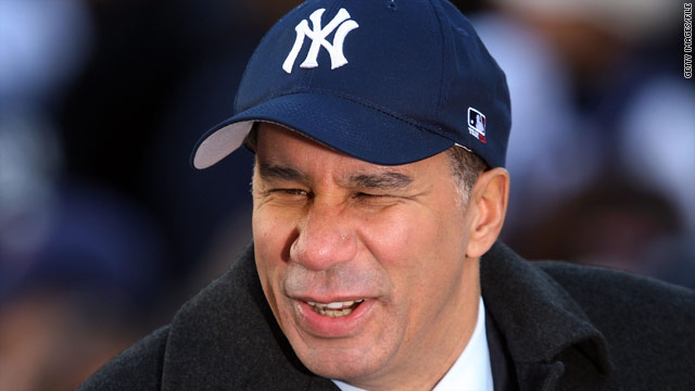 N.Y. governor fined for accepting free World Series tickets