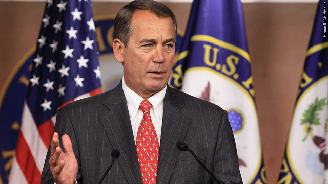 CNN Exclusive: Despite voting against its creation, Boehner will keep independent ethics panel