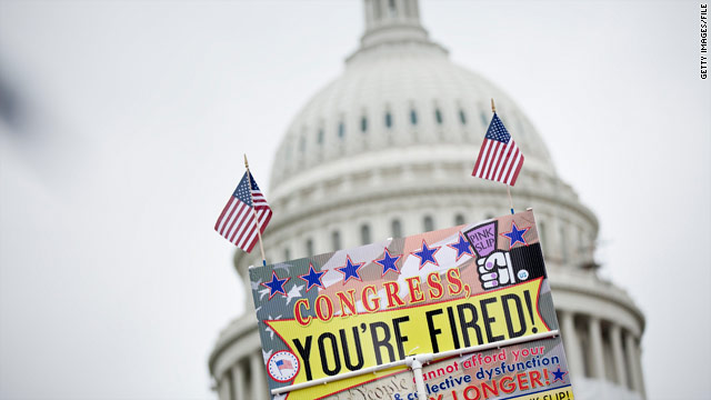 CNN Poll: Would government shutdown anger Americans?