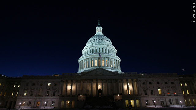 Congress OKs federal spending bill
