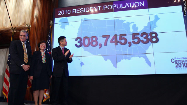 U.S. population grew slowly since 2000, Census Bureau says