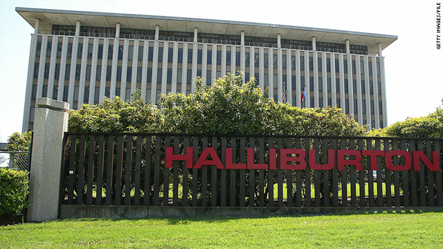 Halliburton says it settled bribe allegations to secure natural gas contracts