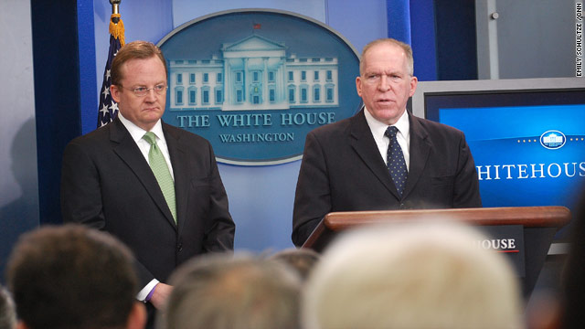 "Brennan glad DNI not watching ""breathless"" media"