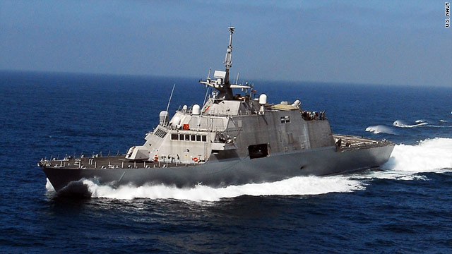 Navy contract means jobs for northern Wisconsin, Michigan