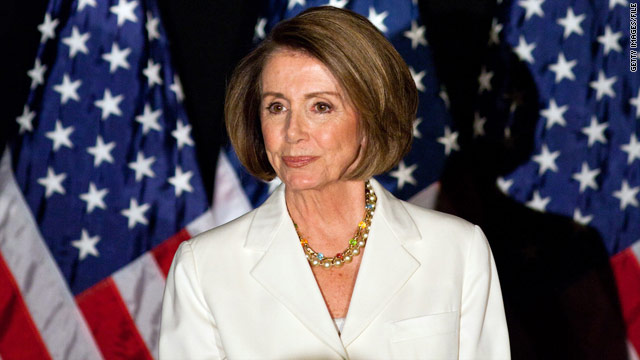 As Congress closes, Pelosi reflects on accomplishments of 111th Congress