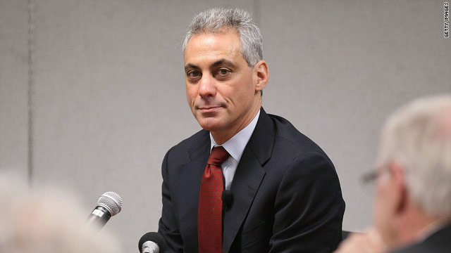 Emanuel way ahead in new poll, but still faces big hurdle