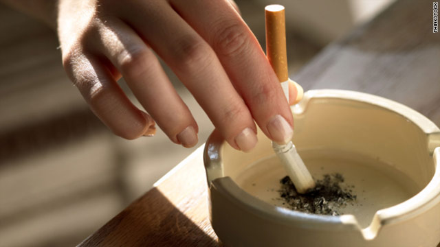 Smoking may make cancer pain worse