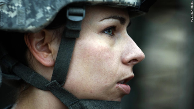 Study: Vets face greater risk of mental health issues during pregnancy