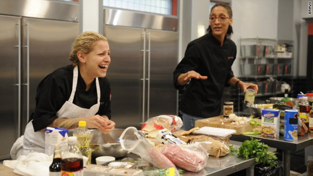 'Top Chef': Advantage, Carla