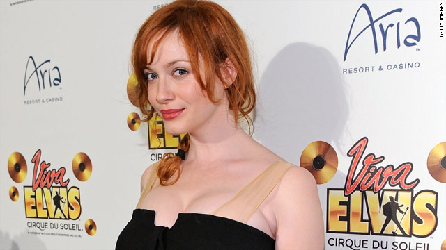 Christina Hendricks: I'd 'love' to play Wonder Woman