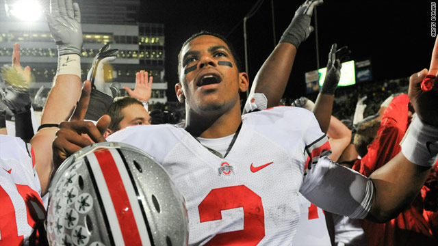 Terrelle Pryor, 5 other Ohio State football players suspended