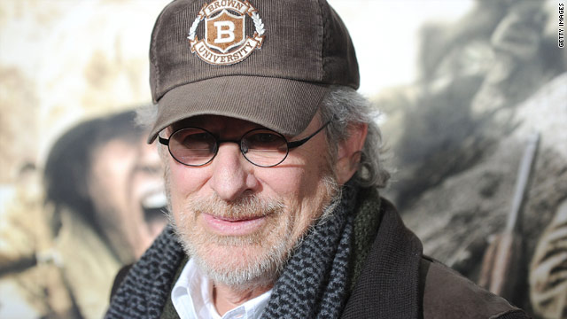 Steven Spielberg's not helping Dems 'rebrand'