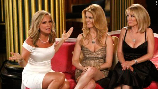 And the newest member of &#039;Real Housewives of New York&#039; is...