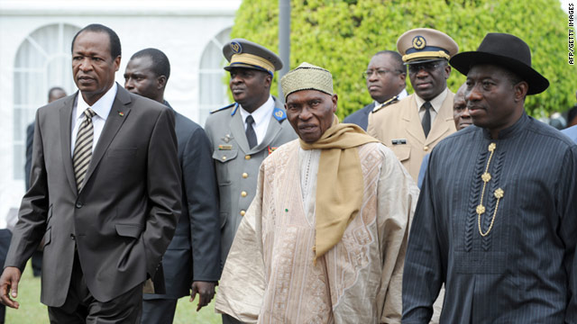West African leaders threaten use of force against Gbagbo
