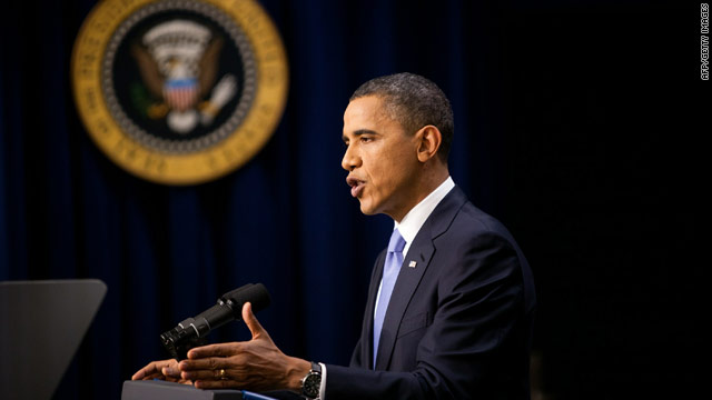Obama to speak on Libya soon