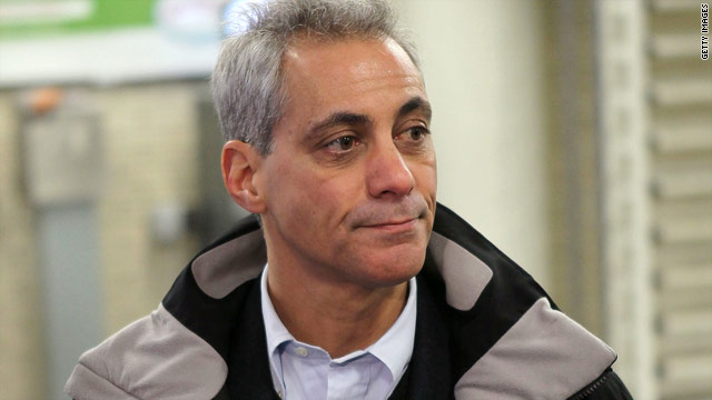 Emanuel cleared for Chicago mayoral run
