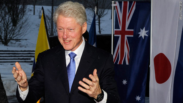 Dem warns Bill Clinton: Back off