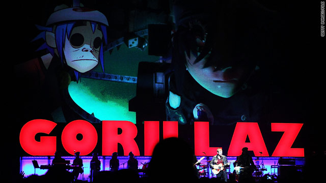 Gorillaz release Christmas gift for fans, techies: iPad-made album, app secrets