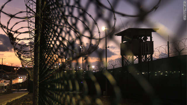 Gibbs: Gitmo isn't closing now