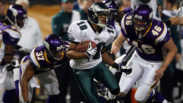 Eagles-Vikings Tuesday night football to make history