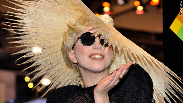 Get ready for Gaga news on New Year's Eve
