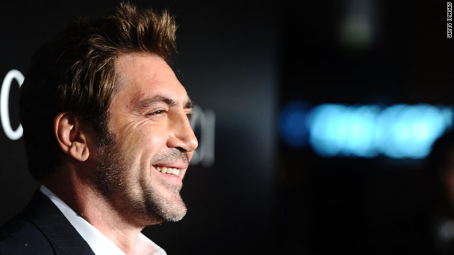 Javier Bardem to appear on 'Glee'?