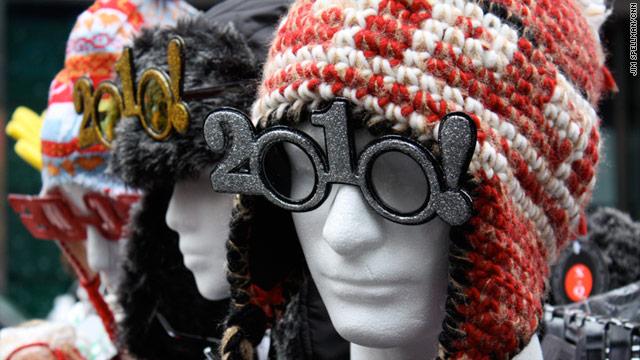 2011 presents design challenge for novelty eyeglass makers