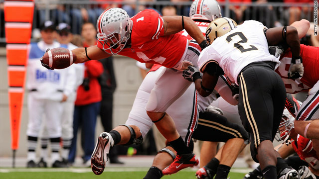 Suspended Ohio State players apologize