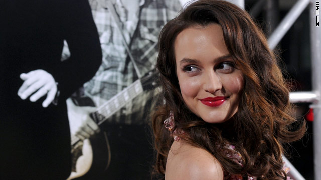 Leighton Meester: 'I want a family someday'